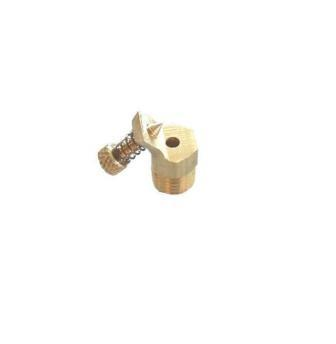 FRONT NOZZLE 6.28 Ø2,5 - BRASS (Standard)
